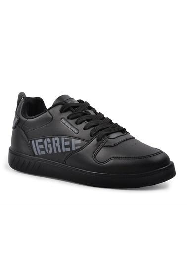 Bestof St-067 Siyah-Siyah Unisex Spor Ayakkabı Siyah